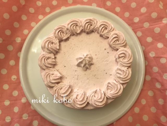アレルギー対応,ケーキ,グルテンフリー,米粉ケーキ,卵なし,マクロビケーキ