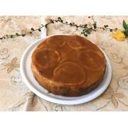 オレンジの豆腐チーズ(18cm)