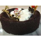 アレルギー 対応 クリスマス ケーキ ガトーショコラ