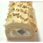 アレルギー 対応 塩キャラメル ロール ケーキ