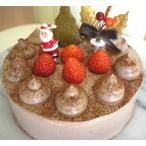 アレルギー 対応 クリスマス チョコ ケーキ