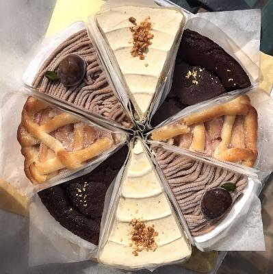 米粉ケーキ,グルテンフリー,ビーガン